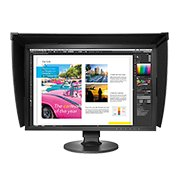 "Eizo 24"" ColorEdge CG2420, Black"